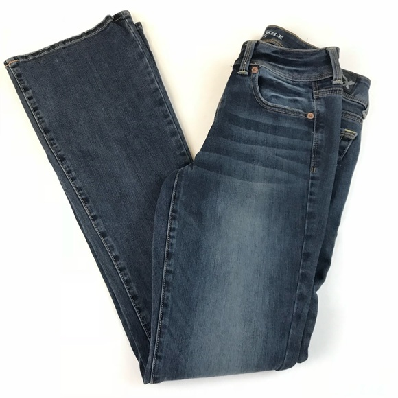 American Eagle Outfitters Denim - AEO American Eagle Womens Jeans 2 LONG Super